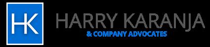 Harry Karanja & Company Advocates Logo
